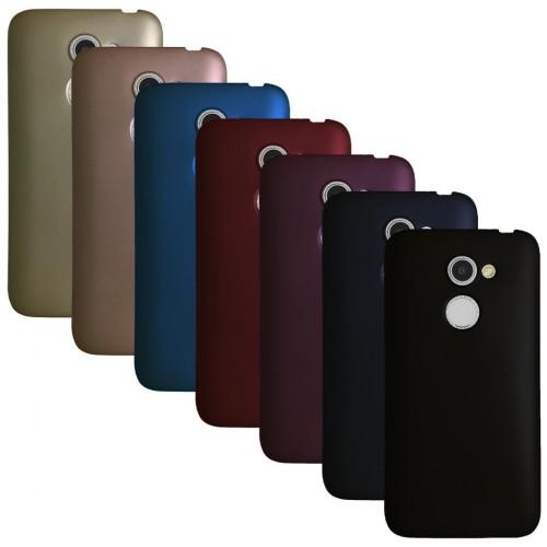 Alcatel A3 - Premium Simple Silikon Arka Kapak / Kılıf