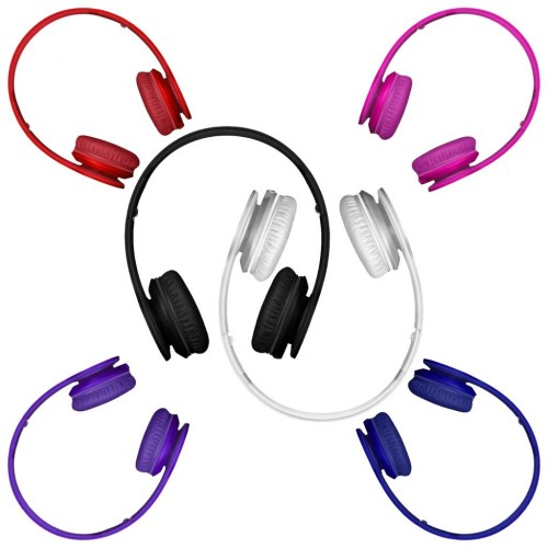 Auris Kafa Bantlı Kulaklık Mikrofonlu ARS-007