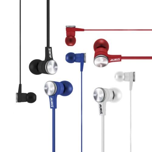 Auris Mikrofonlu Kulaklık Metal Başlık J58