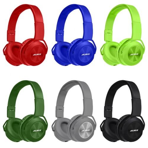 Auris Süper Bass Kafa Bantlı Bluetooth Kulaklık ARS-021