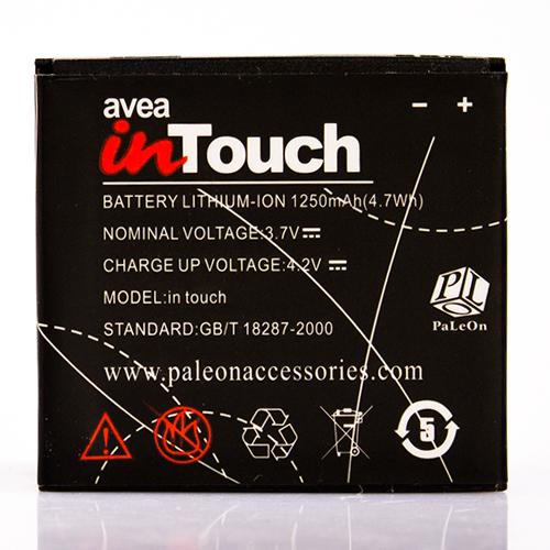 Avea InTouch1 (ZTE V880) Batarya