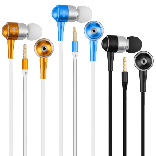 BsBeste Earphone Stereo Kulakiçi Kulaklık 3.5mm Q12