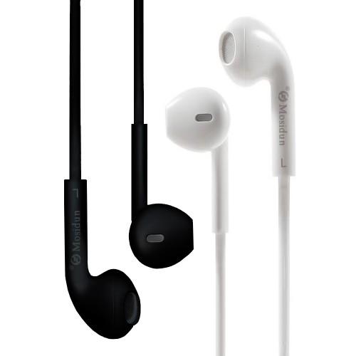 BsBeste Mikrofonlu Kulakiçi Stereo Kulaklık 3.5mm Q8