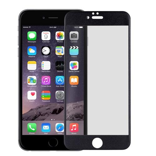 Bufalo iPhone 6 Plus - 6s Plus Cam Ekran Koruyucu Siyah