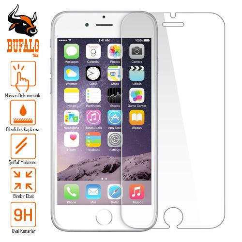 iPhone 7 Plus Temperli Cam Ekran Koruyucu
