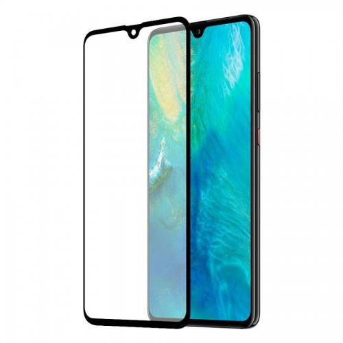 Bufalo Samsung A10s (A107) - Tam Kapatan NANO Ekran Koruyucu Siyah