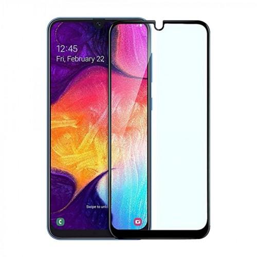 Bufalo Samsung A30 (A305) Tam Kapatan NANO Ekran Koruyucu Siyah