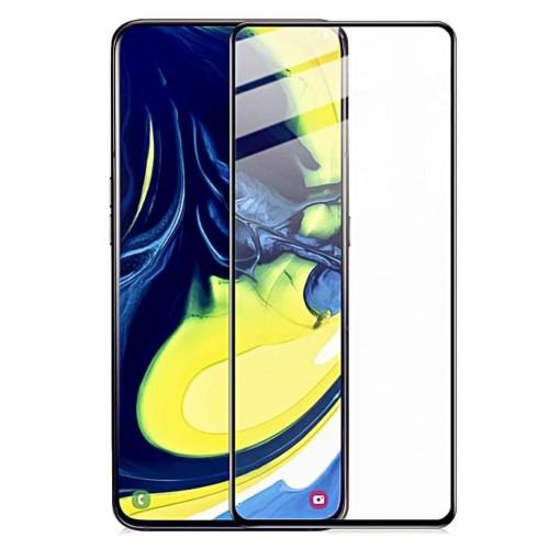 Bufalo Samsung A50 (A505) Tam Kapatan NANO Ekran Koruyucu Siyah