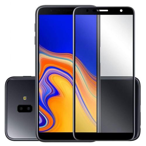 Bufalo Samsung J4 Plus (J415) Tam Kapatan NANO Ekran Koruyucu Siyah