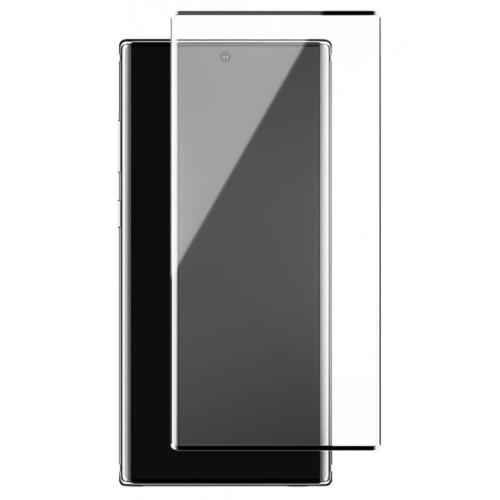 Bufalo Samsung Note 10 Kavisli 5D Cam Ekran Koruyucu Siyah