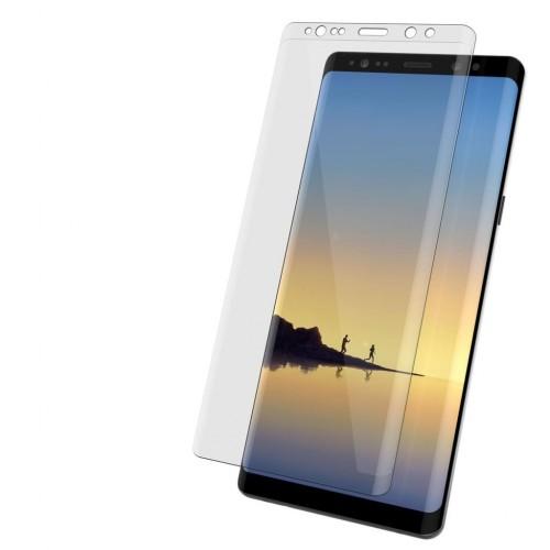 Bufalo Samsung Note 8 (N950) Kavisli 4D Cam Ekran Koruyucu Şeffaf