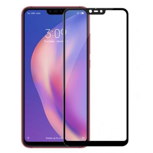 Bufalo Xiaomi Mi 8 Tam Kapatan NANO Ekran Koruyucu Siyah
