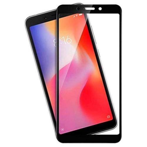 Bufalo Xiaomi Redmi 6A - 10D NANO Cam Ekran Koruyucu Siyah