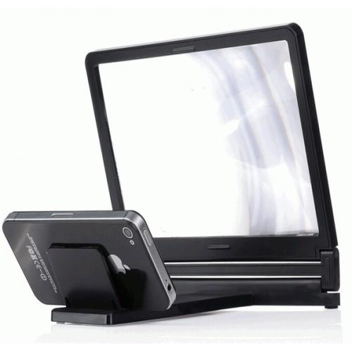 Cep Telefonu Ekran Genişletici Plastik Aparat Asorti