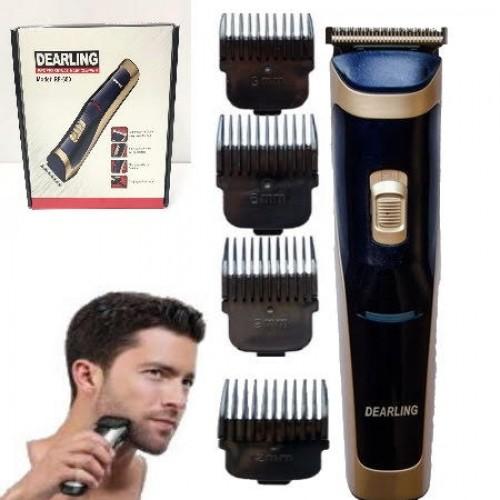 Dearling Şarjlı 4 Başlıklı Kuru Saç Sakal Tıraş Makinesi