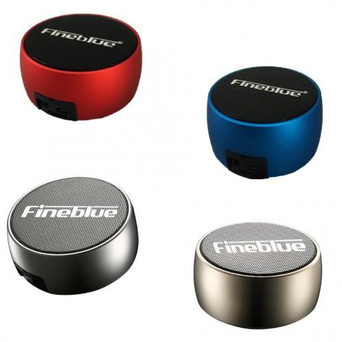 Fineblue Bluetooth Bass Hoparlör Aux+Hafıza Kartı BS-01