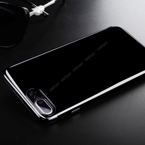 iPhone 8 Jet Black Silikon Arka Kapak