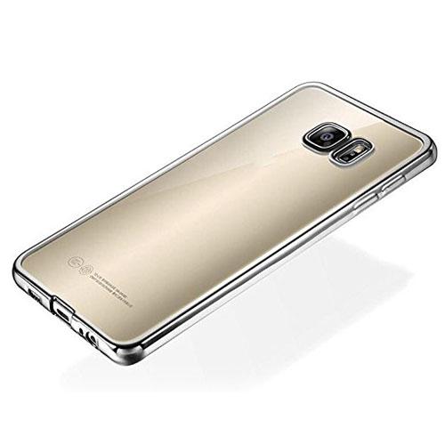 UltraFit Laser Color Samsung S7 Edge Silikon Kılıf