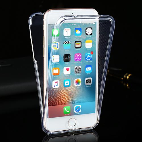 iPhone 7  360 Derece Koruma Arka Kapak