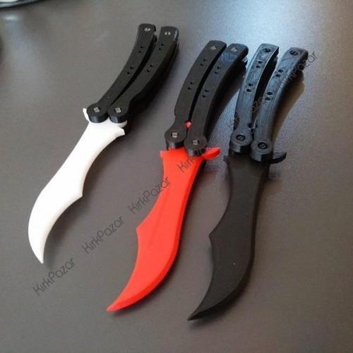 CS:GO Kelebek Alıştırma Bıçağı
