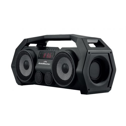 Life Bluetooth Hoparlör ve Radyo ( SİYAH )