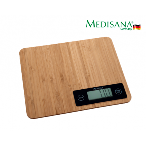 Medisana Medisana 48430 Bambu Mutfak Baskülü