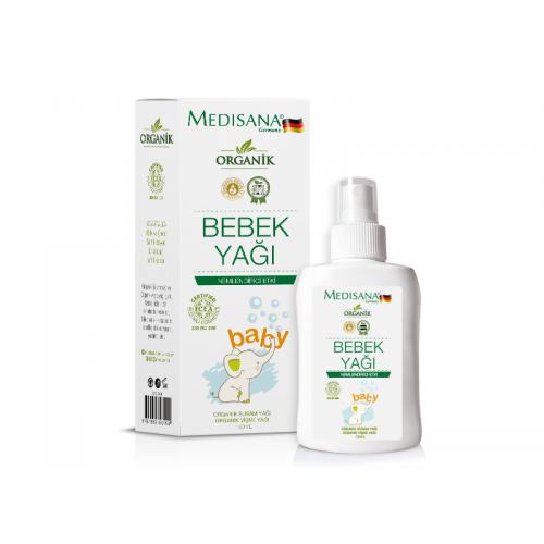 Medisana MS-640 Mommy Care Organik Bebek Yağı 150 ML