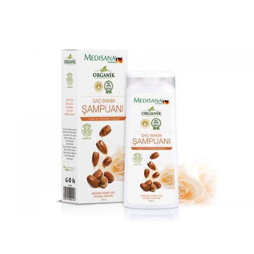 Medisana MS-680 Medisana Organik Argan Yağı ve Keratinli Şampuan 300 ML