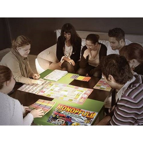 MonopFull İş Dünyası Oyunu