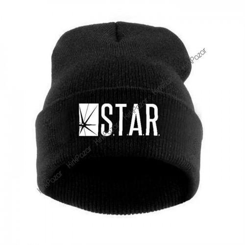 Flash Star Labs Siyah Bere