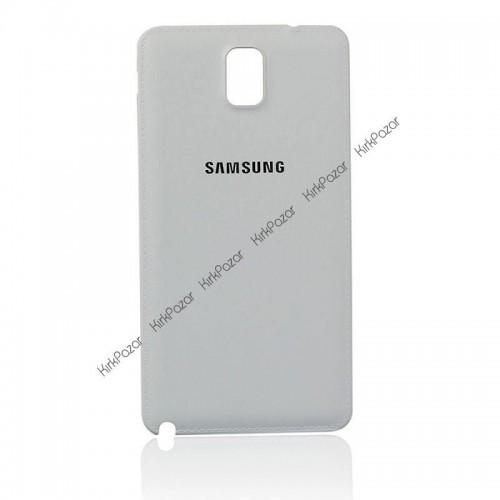 Note 3 N9000 Orjinal Ppil Kapak Beyaz