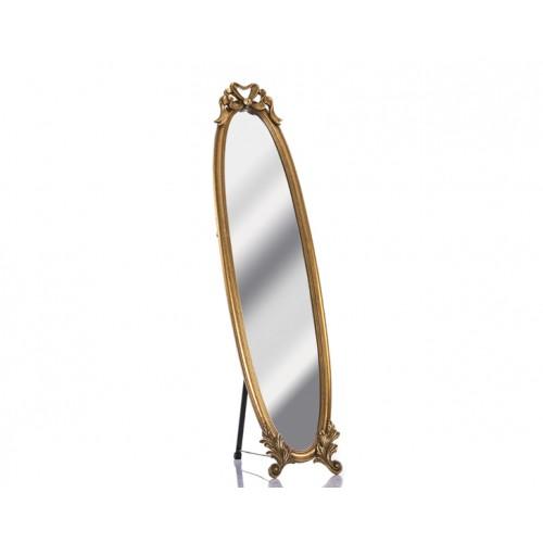 Porio M64-115 - Fiyoklu Altın Boy Aynası 148*35