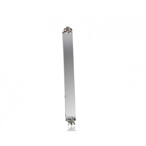 Porio M64-136 - Kurdelalı Gümüş Niş Aynası 122*13