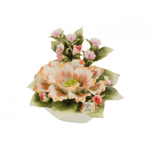 Porio PR01-1061-Karışık Çiçekli Süs 16*13