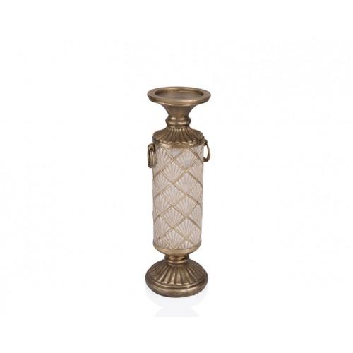 Porio PR12-1020 - Altın Krem Mumluk 12*12*36