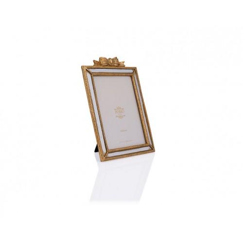 Porio PR32-1030 - Altın Fiyonklu Çerçeve 13*18