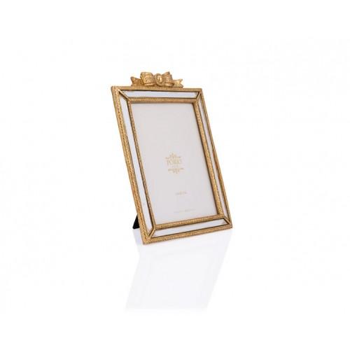 Porio PR32-1031 - Altın Fiyonklu Çerçeve 15*20