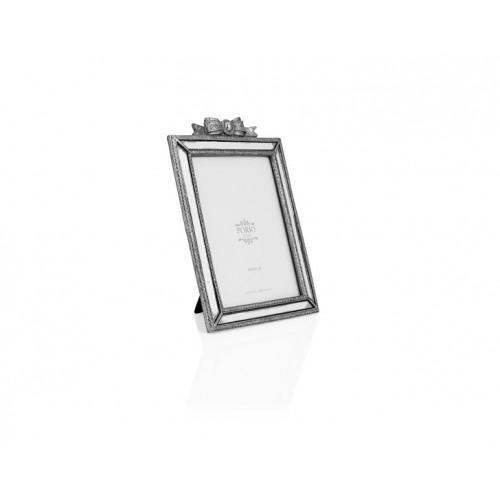 Porio PR32-1032 - Gümüş Fiyonklu Çerçeve 13*18