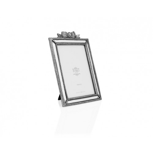 Porio PR32-1033 - Gümüş Fiyonklu Çerçeve 15*20
