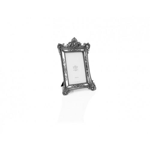 Porio PR32-1036 - Gümüş Taçlı Çerçeve 13*18