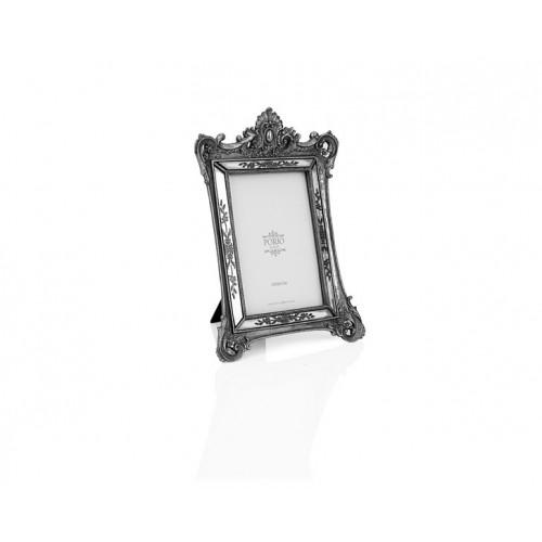 Porio PR32-1037 - Gümüş Taçlı Çerçeve 15*20