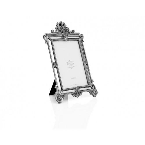 Porio PR32-1041 - Gümüş Taçlı Çerçeve 15*20