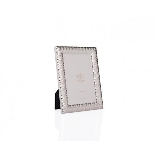 Porio PR34-1004 - Dövmeli Gümüş Çerçeve 13*18