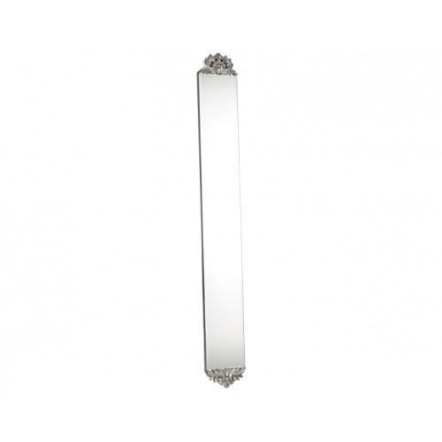Porio PR42-1067 Gümüş İşlemeli Niş Aynası 109*15