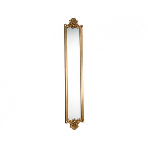 Porio PR42-1068 Altın İşlemeli Uzun Ayna 121*19