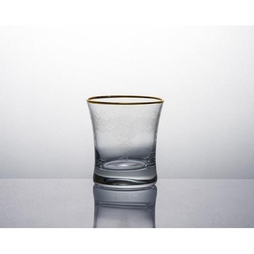Porio Pr66-1034 - Vıctory Altın Viski Bardak