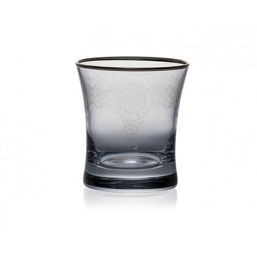 Porio Pr66-1044-Vıctory Gümüş Viski Bardak
