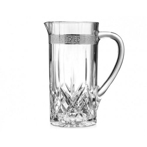 Porio Pr66-1117-Grand Gümüş Sürahi