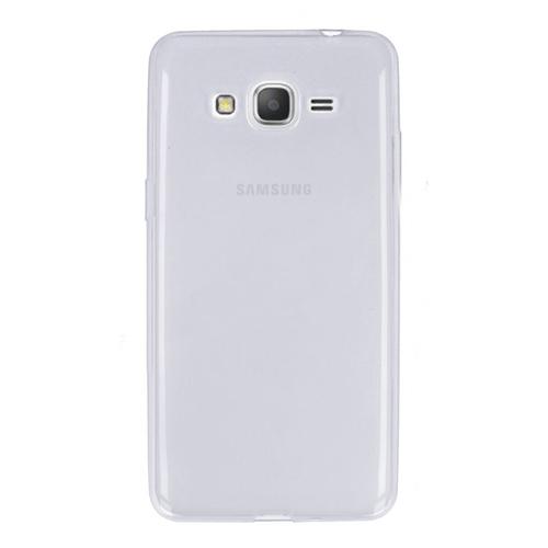 Samsung Galaxy Grand Prime Plus - J2 Prime Silikon Arka Kılıf 0,3mm Şeffaf