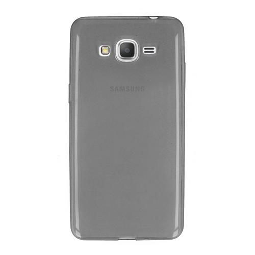 Samsung Galaxy Grand Prime Plus - J2 Prime Silikon Arka Kılıf 0,3mm Şeffaf Siyah